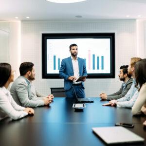 management & leadership course
