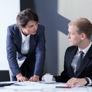 management and delegation